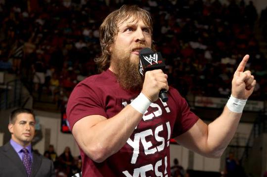 Daniel Bryan Deserves a WWE Title Run