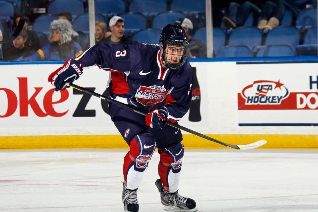 Ian McCoshen: Prospect Profile for Florida Panthers' 2nd-Round Pick
