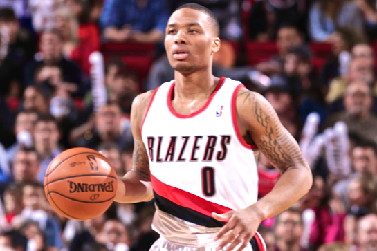 Damian Lillard Previews NBA Life for Draft Prospects from Mid-Majors