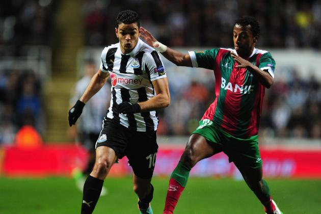 Tactical Twins: Newcastle's Hatem Ben Arfa and Lille's Florian Thauvin