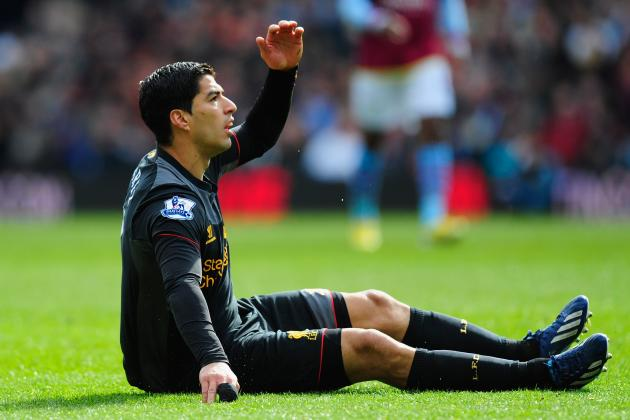 Luis Suarez: Stats Guide to Liverpool Striker and Rumored Real Madrid Target