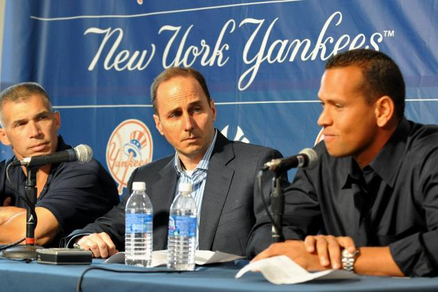 Brian Cashman Explodes After Alex Rodriguez Tweets About Rehab Progress