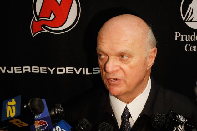 Clock Ticking Louder for Devils and Free Agents as Interview Period Nears