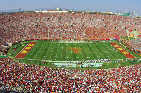 Pat Haden Letter on Today's Coliseum Vote Approval