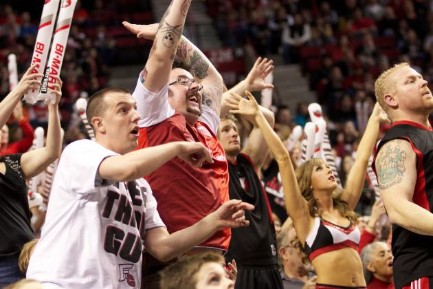 Leitch: Blazers Place No. 2 on Fanbase Torture Rankings