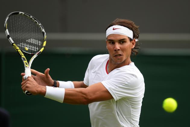 Wimbledon 2013: What's the Next Twist in Rafael Nadal's Roller-Coaster Season?