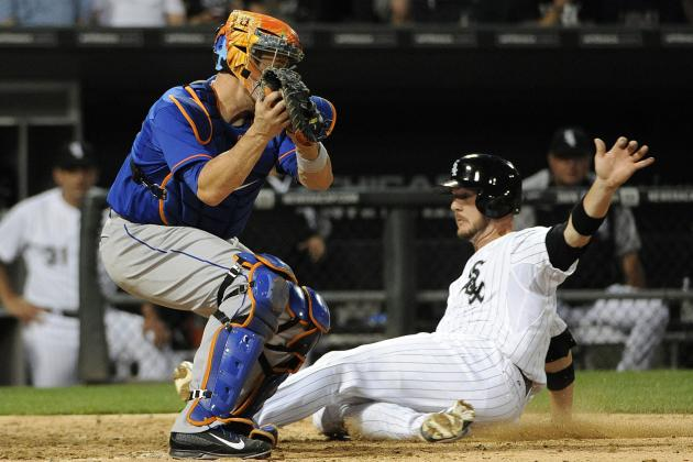 Rapid Reaction: White Sox 5, Mets 4