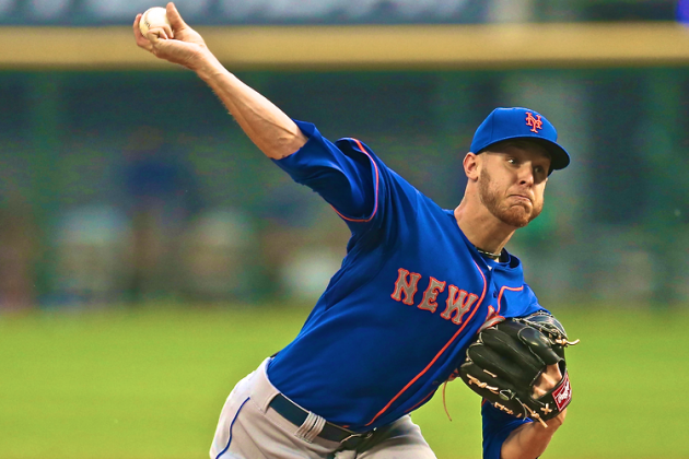 How Mets Phenom Zack Wheeler Can Learn from Rough Outing and from Chris Sale