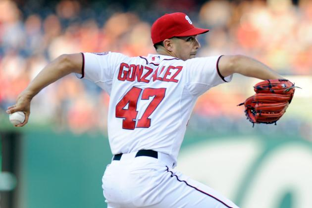 Nationals 7, Diamondbacks 5: Gio Gonzalez Finally Gets Some Run Support
