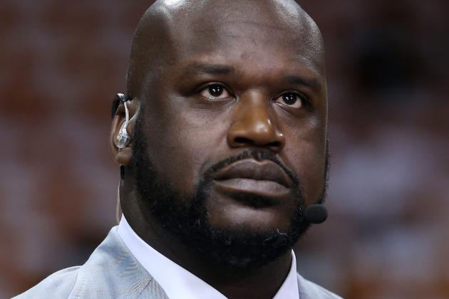 Shaq Meeting with Kings Owners, Says He'll Make Cousins 'Best Big Man'