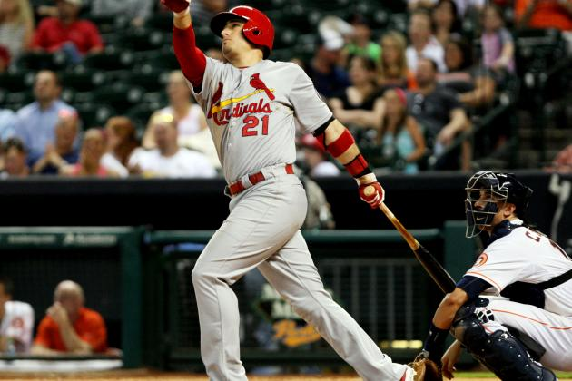 Craig Leads Cardinals Past Astros