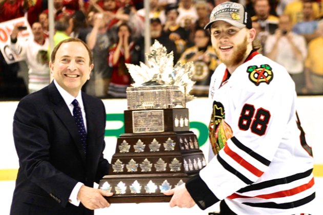 How Much Does Conn Smythe Trophy Add to Patrick Kane's Legacy?