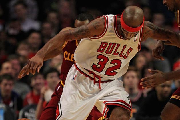 Bulls Drawing Little Interest in Richard Hamilton Trade