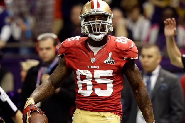 Vernon Davis: Breaking Down Why He Should Play Wide Receiver