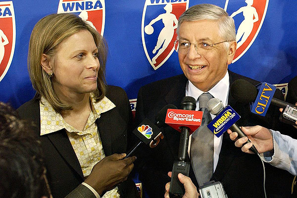 Big East Names Val Ackerman Conference's First Commissioner