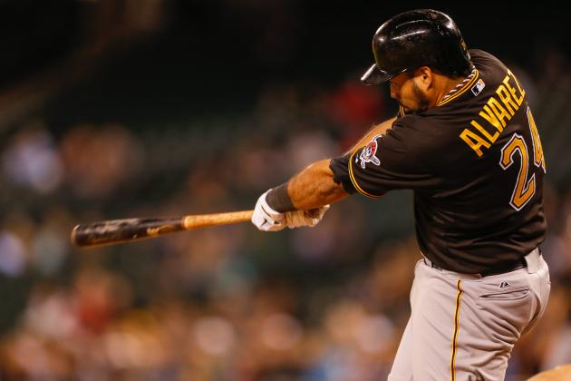 Pirates Blast 5 Homers in 9-4 Win over Mariners