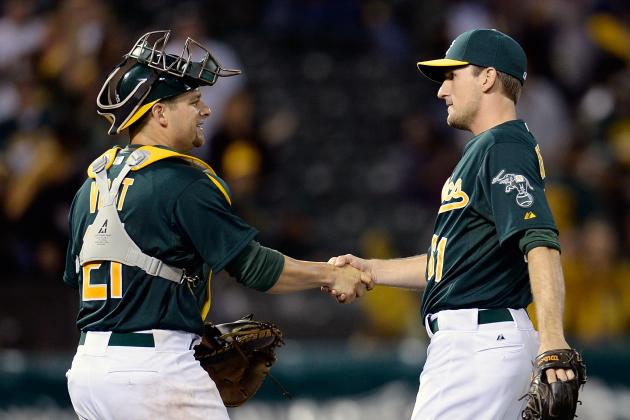 A's Unkind to Arroyo, Defeat Reds 7-3