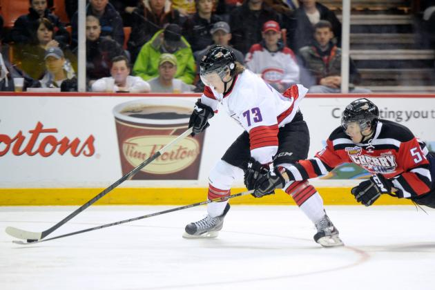 Samuel Morin: Prospect Profile for Philadelphia Flyers' 1st-Round Pick