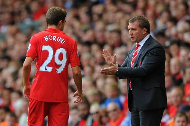 Is There a Future for Fabio Borini at Liverpool?