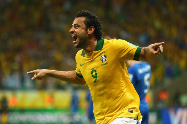 Fred: Breaking Down the Attributes of the Brazil Striker