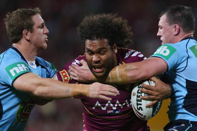 State of Origin 2013 Results: Game 2 Score and Recap for Maroons vs. Blues