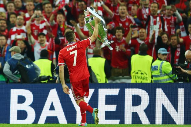 Is Franck Ribery the Most Important Player at Bayern Munich?