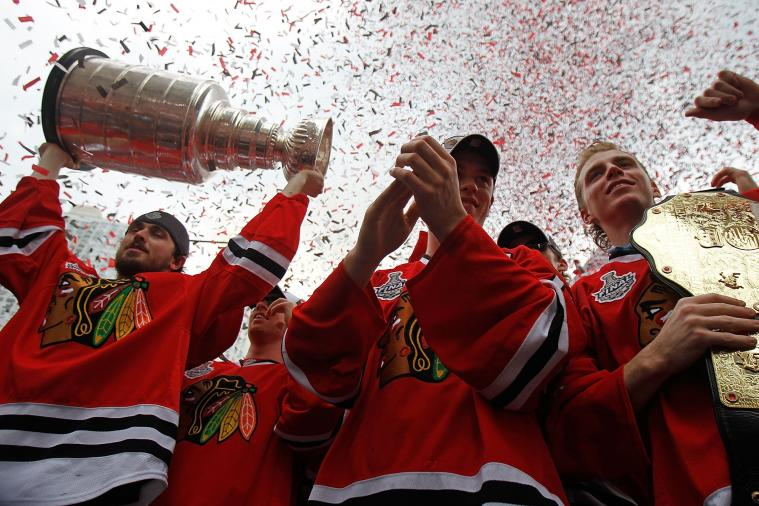 Chicago Blackhawks Parade 2013: When and Where to Watch Stanley Cup Celebration