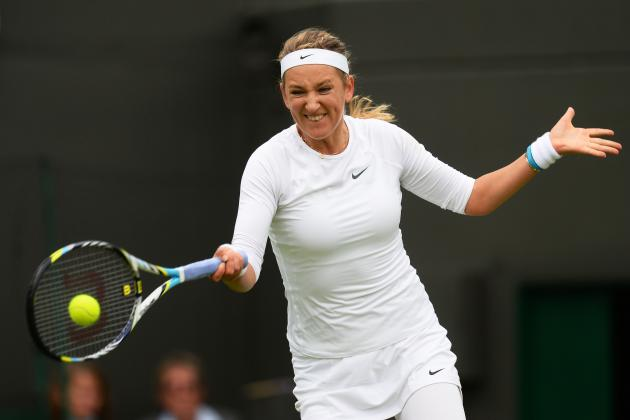 Victoria Azarenka, John Isner, Steve Darcis Withdraw Due to Injury at Wimbledon