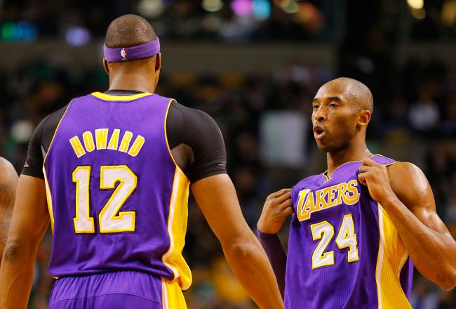 Kobe Tweets Achilles is 'VERY' Strong, Lakers GM Says Dwight Howard is Future