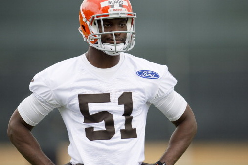 Barkevious Mingo Looking Forward to Training Camp