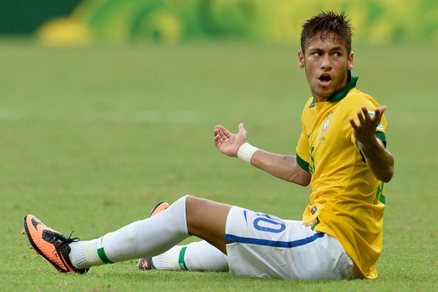 Is Neymar a Diver? Assessing the Evidence of Diego Lugano's Claims