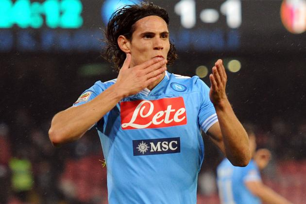 Do Manchester United Need Edinson Cavani This Summer?