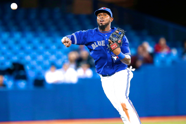 Jose Reyes Injury: Updates on Blue Jays Star's Ankle