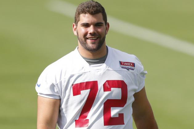 Giants Summer Questionnaire: Justin Pugh