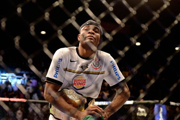 How Much Gas Does Anderson Silva Have Left in the Tank?