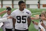 Browns' Rookie Bryant Admits Substance-Abuse Problems