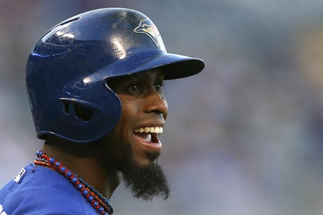 Jose Reyes Returns to Lineup vs. Rays