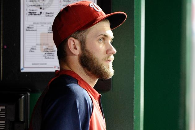 Nats Insider: Harper Looks Good at Potomac