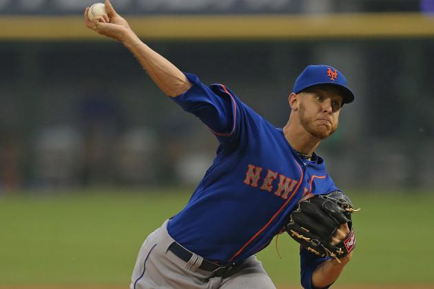 Zack Wheeler Says He Threw 'bad Strikes'