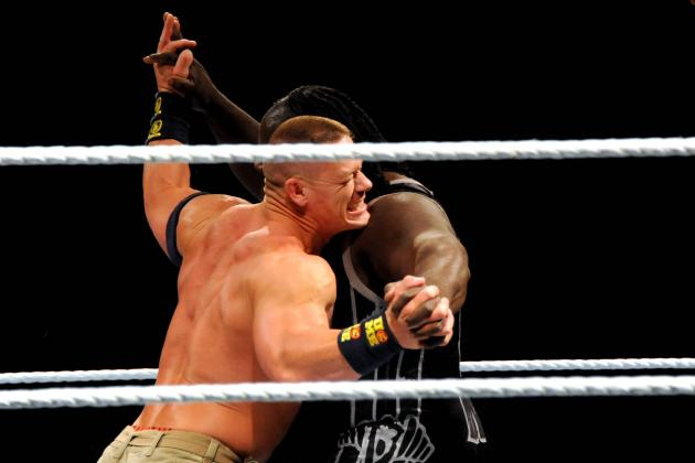 What John Cena's Matches with WWE Big Men Tell Us About His Mark Henry Bout