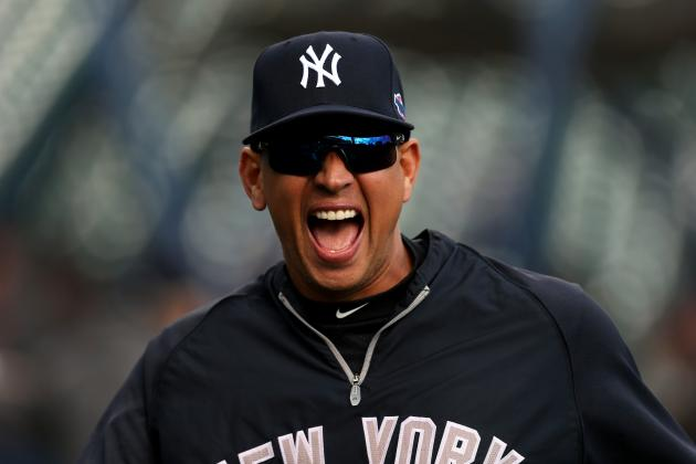 Rodriguez Chalks Up Tweet That Angered Yankees to 'Pure Excitement'