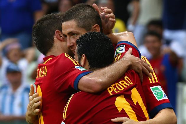 Spain vs. Italy: Spaniards Will Cruise to Final with Mario Balotelli Sidelined