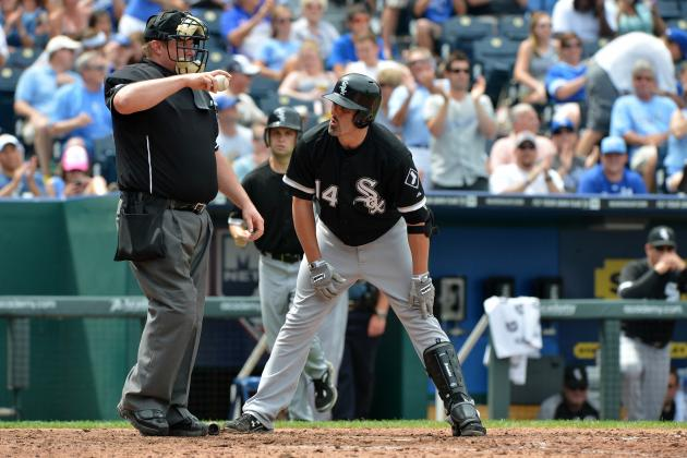 Konerko Misses Opener with Mets with Back Pain