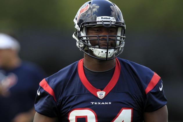 Justin Smith's Contract Extension Gives Clues on Texans and Antonio Smith