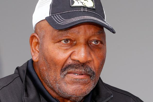 Jim Brown Cancels Speaking Visit with NFL Rookies