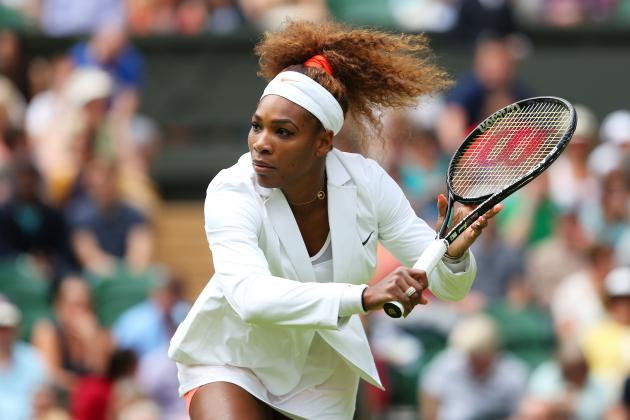 Serena Williams Is the Greatest Winner in Tennis, but Sure Acts Like a Loser
