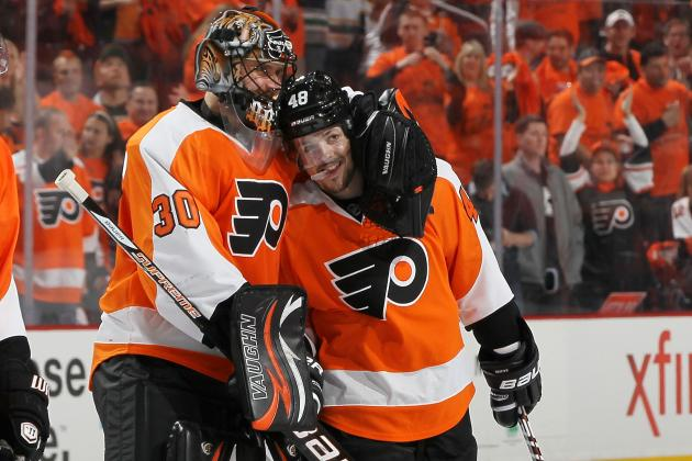 Briere: Goalies Are 'Different' and Bryzgalov Was No Exception