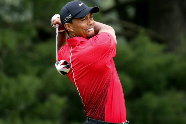 Nick Faldo Says Tiger Woods Is 'A Mere Mortal'