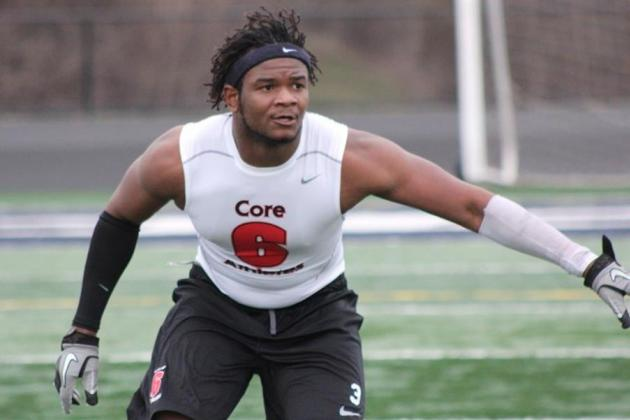 Breaking Down 5-Star LB Clifton Garrett's SEC Heavy Top 5 Schools