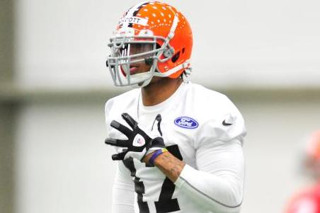 Browns Rookie Ausar Walcott Arrested and Charged with Attempted Murder